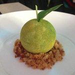 Appel mousse (Dessert)