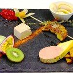 Assiette Dégustation de Foie Gras