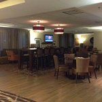 Lobby area Hampton Inn Portage IN