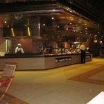buffet du midi/steak house le soire