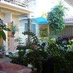 Garden and Hotel