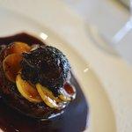 """Young Wild Boar """"Royal"""", Hokkaido Potatoes, Foie Gras, Truff"""