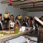Miss carnaval International Buffet 2013
