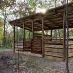One of Our Horse Stalls