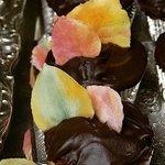 Aspen Leaf Cupcakes