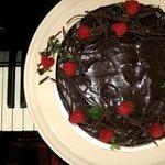 winner of dessert competition!