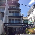 Front Hotel i Patong
