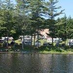 Sennebec Lake Campground Foto