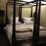 Tswana Room beds