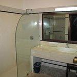 Salle de bain - bungalow