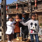 Children donated by Baisha Holiday Resort