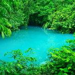 Río Celeste Blue Lagoon