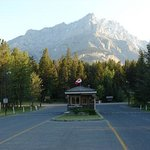 Tunnel Mountain Trailer Court Campground Photo