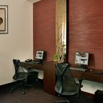 The Business Center is equipped with state-of-the-art AV facilities and complimentary internet.