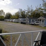 Eslovs Vandrarhem (hostel), Stugor (cabins) and Camping Photo