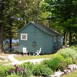 Foto de Black Lake Cabins