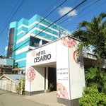 hotel cesario.... with adjacent bellavista hotel