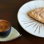 Espresso and Scone