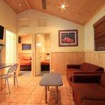 Cactus Cabana living area