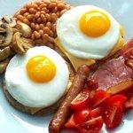 Scrumptuous breakfasts
