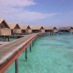 Shangri La Villingili Water Villas