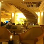 Sala con piano bar