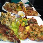 Grilled Ocean platter