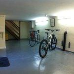 Secure Indoor Cycle Storage