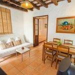 Livingroom Apartamento Patio Andaluz IV