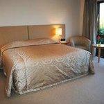 Beautiful spacious bedrooms