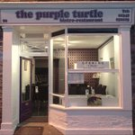 The Purple Turtle