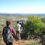 Panorámica de Torrelles de Foix