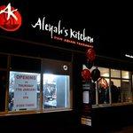 Aleyahs Kitchen shop front