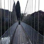 bridge into betws y coed