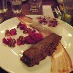 Beetroot desserts