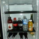 Mini Bar Drinks