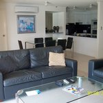2 bedroom apartment,lounge area