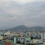 The view.  I really liked Da Nang