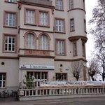 Trattoria am Kaisertor Mainz, Aussenansicht