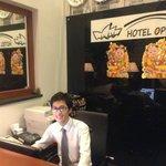 Front Desk Concierge