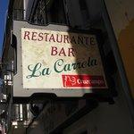 Trevlig bra restaurang/ bar