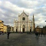 Piazza Santa Croce - Firenze