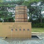Barcelo Destillery - go there! San Pedro.