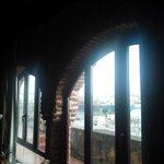 Room windows...