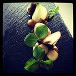 Duck liver mousse