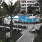 pool @ parque de la paz