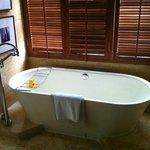 bañera preciosa