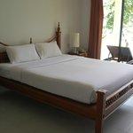 Кровать в гранд де люкс