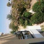 utsikt från mitt hotellrum