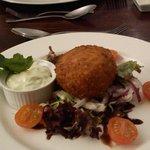 Fishcake starter - excellent